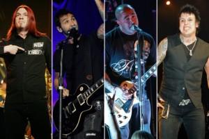 Rockstar Energy Uproar Festival Shinedown, Godsmack & Staind Klipsch Music Center