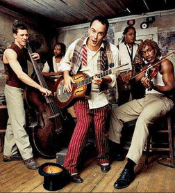 Dave Matthews Band Klipsch Music Center
