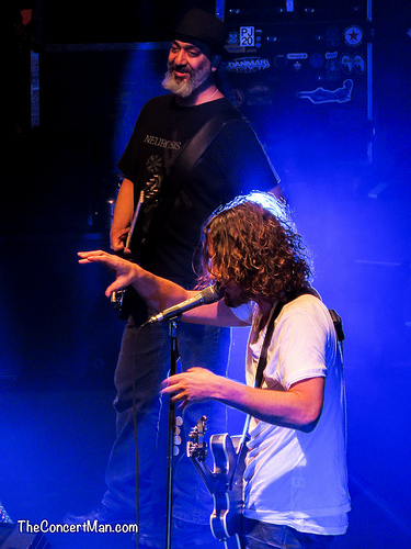 Noblesville (IN) United States  city images : Mayday Event: Soundgarden « Klipsch Music Center