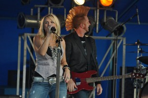 Miranda Lambert and Thomass Rhett-Klipschmusiccenter