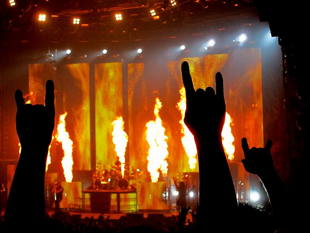 rockstar music festival