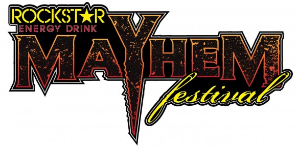 Rockstar Energy Mayhem Festival: Slayer, King Diamond, Hell Yeah & Devil Wears Prada