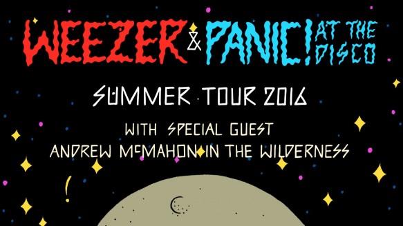 Weezer & Panic! At The Disco