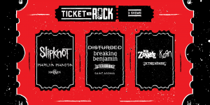 2016 Ticket To Rock Tickets (Includes All Performances)