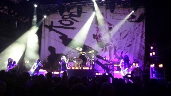 Korn & Rob Zombie