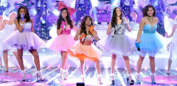 Fifth Harmony klipsch music center